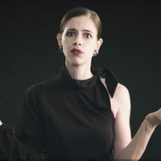 Watch: Kalki Koechlin (still) wants to know why women have to pay 12 percent GST on sanitary napkins