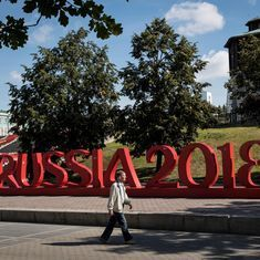 Experts say Russia faces 'very real' threat of attack at Fifa World Cup in 2018