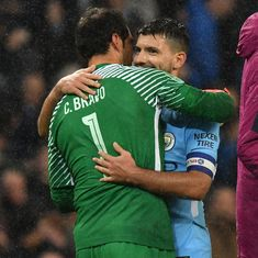 English League Cup roundup: Bravo stars for City, United give Mourinho landmark win