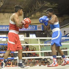 Shiva Thapa, Manoj Kumar headline field at second Men's National Boxing Championship
