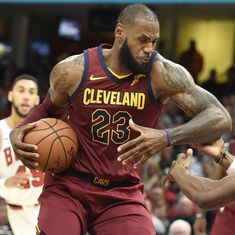 'If it's not from me, it's not true': LeBron James rules out Golden State Warriors move