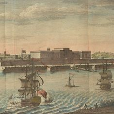 For 18th century painters, Indian port cities Calcutta, Bombay and Madras held a very special place