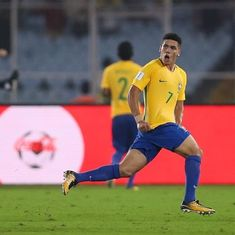Fifa U-17 World Cup: England take on Brazil in a semi-final clash of two well-rounded teams