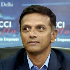 It's finally official: BCCI appoints Rahul Dravid as Head of Cricket at NCA