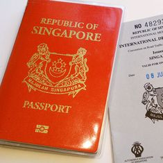 Singapore has the most powerful passport in the world, India ranks 76