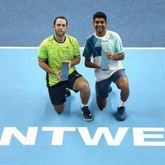 Tennis: Divij Sharan keen on breaking into the doubles top 30 after memorable 2017 season