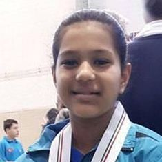 India's Diya Chitale part of gold-winning Asian squad at World Cadet Table Tennis Challenge