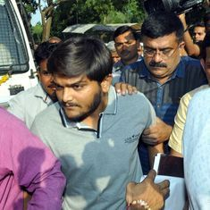 Gujarat court cancels Hardik Patel's arrest warrant, grants him bail