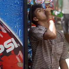 As sugary soft drinks lose their fizz in India, PepsiCo is unbottling the healthy stuff