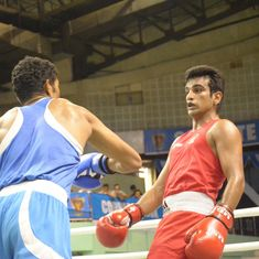 National Boxing Championships: Manoj Kumar, Mandeep Jangra win on day two