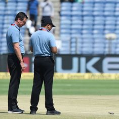 Pune curator suspended for six months over failure to report approach for match-fixing
