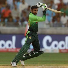 Hasan Ali, Shoaib Malik power Pakistan to 7-wicket win over Sri Lanka is first T20I