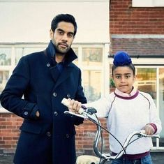 Santham Sanghera's 'The Boy With the Topknot' gets a TV adaptation