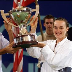 Hingis helped me become a Grand Slam champ: Federer pays tribute to retiring Swiss great
