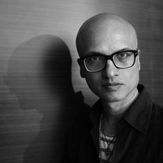 Jeet Thayil's new novel is fiction on the life of a painter-poet. Here, he paints Indira Gandhi