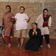 A Bengaluru company is out to change Indian theatre's big problem – ignoring plus-sized actors