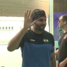 Amanpreet Singh wins bronze in 50m pistol at ISSF World Cup Final