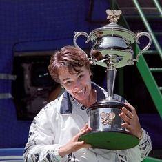 Three retirements, 23 years on the circuit, 25 Slams: The unique career of Martina Hingis