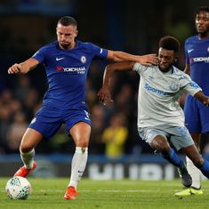 After his debut, Chelsea's Danny Drinkwater looks to build momentum against Bournemouth