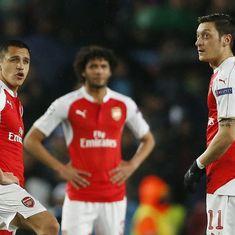 Sanchez, Ozil, Lacazette set to start against Swansea after masterminding 5-2 win over Everton