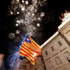 Spain dismisses Catalan government after independence declaration, new elections on December 21