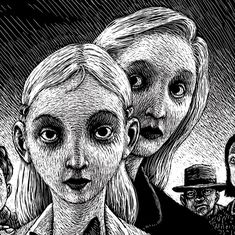 Shirley Jackson's novels are eerie literary fiction. She left the best for the last
