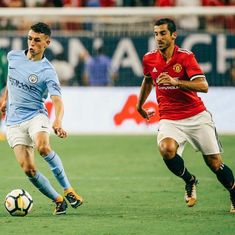 'He is a special player': Pep Guardiola heaps praise on England U-17 star Phil Foden