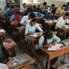 Centre says 17 state boards have agreed to stop the 'grace marks' policy for Class 12 exams