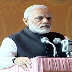 Delhi: Media must discuss, debate on democracy in political parties, PM Modi tells journalists