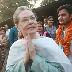 Assembly election results: Congress defeated BJP's 'negative politics', says Sonia Gandhi