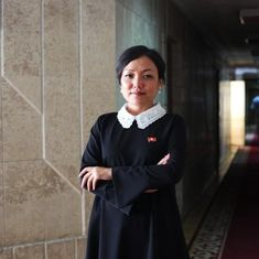 Video: This Kyrgyz MP is putting the spotlight back on with bride kidnapping and child marriage