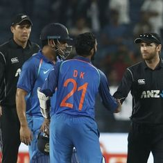 India vs New Zealand 3rd ODI: Momentum the key as hosts eye seventh straight series win