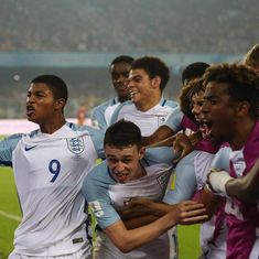 Fifa Under-17 World Cup final live: England beat Spain 5-2 to lift title for first time