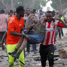 Somalia: At least 17 killed in twin blasts in Mogadishu