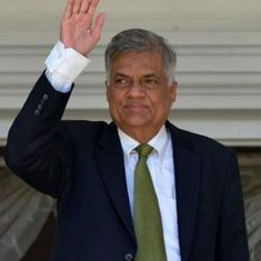 War with Pakistan not an option for India, dialogue the way forward, says Sri Lankan prime minister