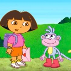 'Dora the Explorer' live action movie in the works