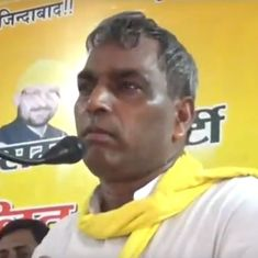 UP minister says drinking liquor is 'ancestral business' of Yadavs and Rajputs, faces protests