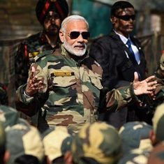 The big news: Modi says India is a messenger of world peace, and nine other top stories