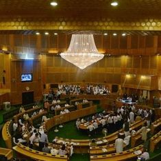 Jammu & Kashmir Assembly passes resolution to implement GST in the state