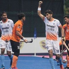 Sultan of Johor Cup: India junior men's hockey team beats Malaysia to win bronze
