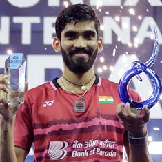 'I just want to enjoy playing': K Srikanth is not thinking about world No 1 ranking
