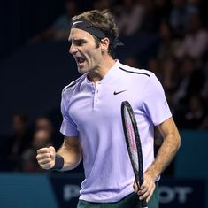 Roger Federer downs Del Potro to win eighth Swiss Indoors title