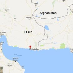 India sends first wheat shipment to Afghanistan through Chabahar Port in Iran