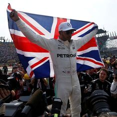 After fourth world Formula 1 title, what next for Lewis Hamilton?