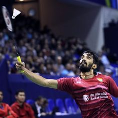 Dubai Superseries Finals: Srikanth out of semi-final contention after second successive loss