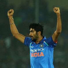 Rohit Sharma's century was great but Jasprit Bumrah was the real man of the match