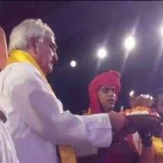 दारुल उलूम ने पूर्व विदेश मंत्री सलमान खुर्शीद को इस्लाम से बाहर किया