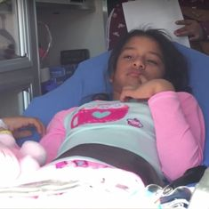 Watch: US Border agents display efficiency to detain a 10-year-old with cerebral palsy after surgery
