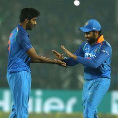 Jasprit Bumrah returns to India's T20I and ODI squads; Rohit Sharma rested for Sri Lanka series