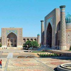 आगरा को उज्बेकिस्तान के शहर समरकंद की तरह विकसित करने की योजना सहित दिन के बड़े समाचार